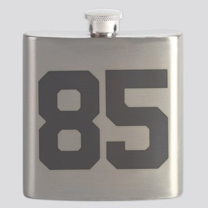 85 Happy 85th Birthday Boy Girl. 85 Years Ol Flask