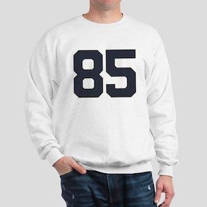 85 Happy 85th Birthday Boy Girl. 85 Yea Sweatshirt