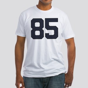 85 Happy 85th Birthday Boy Girl. 85 Fitted T-Shirt