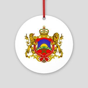 RightOn Morocco Round Ornament