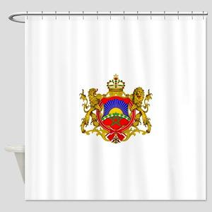 RightOn Morocco Shower Curtain