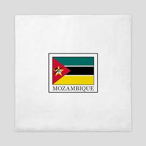 Mozambique Queen Duvet