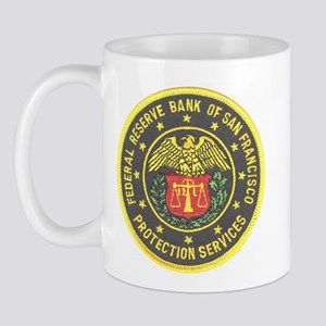 SF Federal Reserve Bank Mug