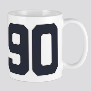90 90th Birthday 90 Years Old Mug