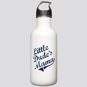 LITTLE DUDE'S MAMA Stainless Water Bottle 1.0L