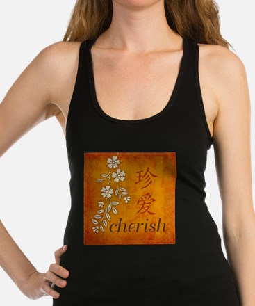 Cherish Racerback Tank Top