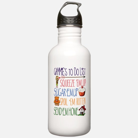Cute Grammy Water Bottle