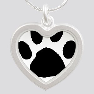 Paw Print Template Necklaces