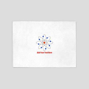 Atom Template 5'x7'Area Rug