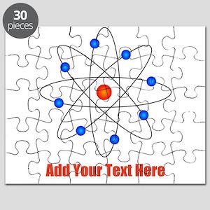 Atom Template Puzzle