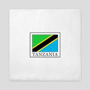 Tanzania Queen Duvet