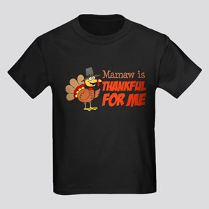 Mamaw Thankful For Me T-Shirt
