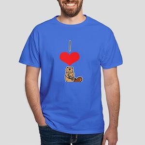 Beaver Dark T-Shirt