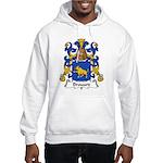 Brouard Family Crest Hooded Sweatshirt