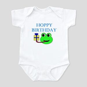 HOPPY BDAY Infant Bodysuit