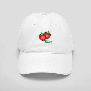 """Bailey"" Strawberry Cap"