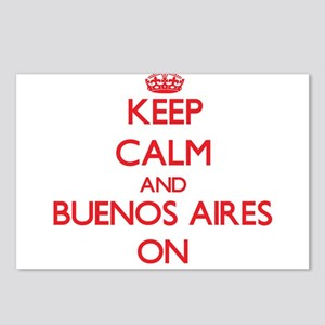 Keep Calm and Buenos Aire Postcards (Package of 8)
