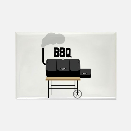 BBQ Smoker Magnets