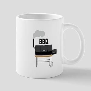 BBQ Smoker Mugs