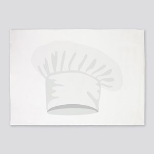 Chef Hat 5'x7'Area Rug