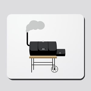 Barbeque Smoker Mousepad