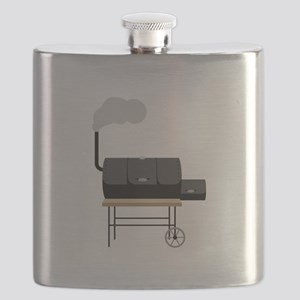 Barbeque Smoker Flask