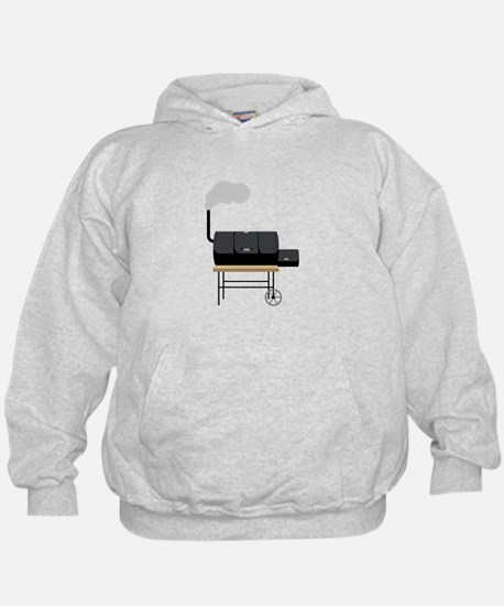 Barbeque Smoker Hoodie