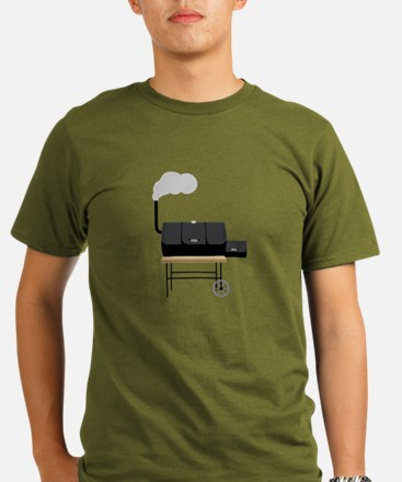 Barbeque Smoker T-Shirt