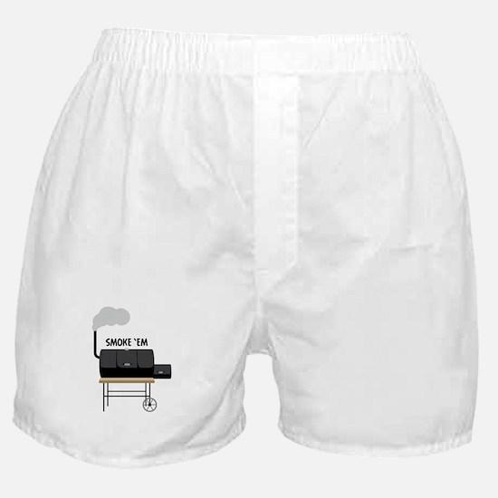 Smoke Em Boxer Shorts