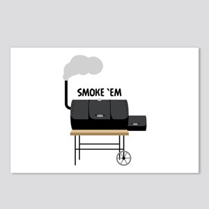 Smoke Em Postcards (Package of 8)