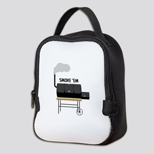 Smoke Em Neoprene Lunch Bag