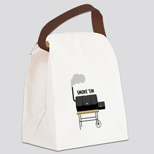 Smoke Em Canvas Lunch Bag