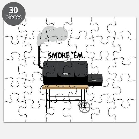 Smoke Em Puzzle