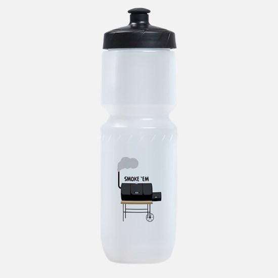 Smoke Em Sports Bottle