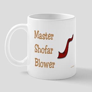 Rosh Hashanah Shofar Mug
