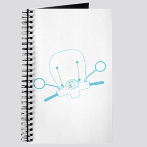 Scooter Outline Journal