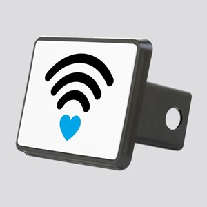 Wifi Heart Hitch Cover