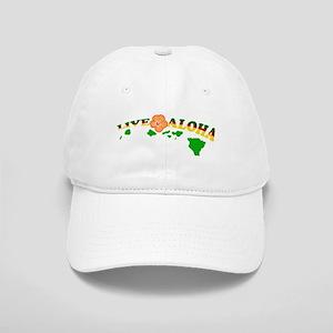 Live Aloha Baseball Cap 807e4eca74d8
