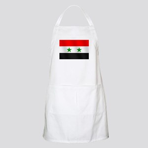 Flag of Syria Apron