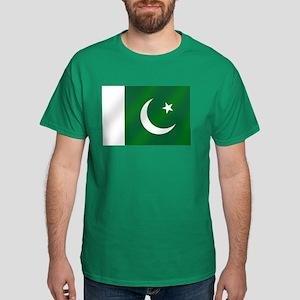 Flag of Pakistan Dark T-Shirt