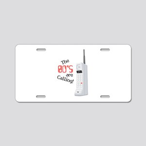 The Bo's Are Calling! Aluminum License Plate