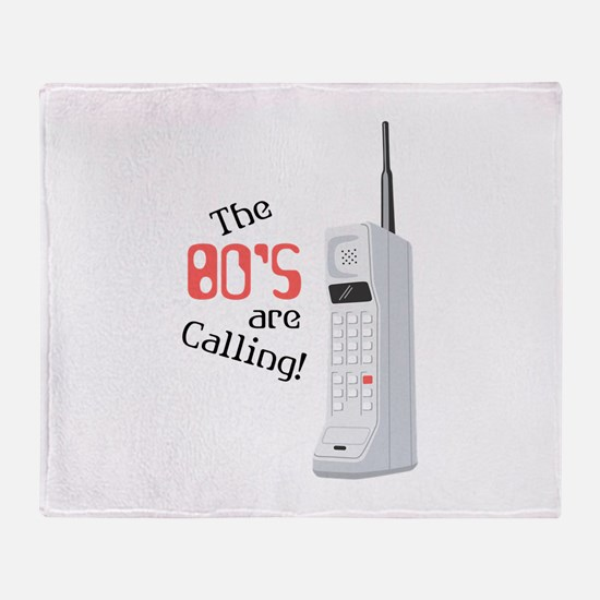The Bo's Are Calling! Throw Blanket