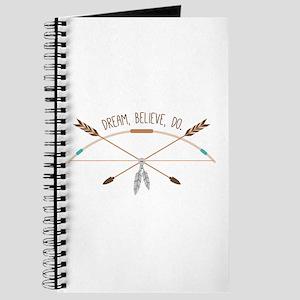 Dream Believe Do Journal