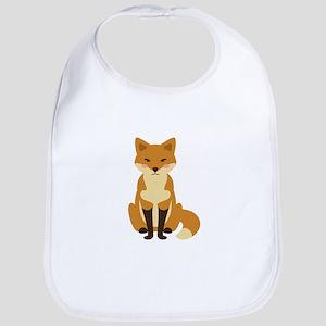 Cute Fox Bib