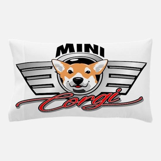 Mini Corgi Club Pillow Case