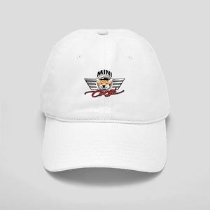 Mini Corgi Club Baseball Cap
