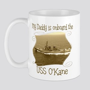 USS O'KaneDADDY Mugs