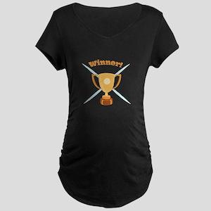 Winner Maternity T-Shirt