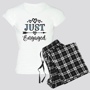Just Engaged Engagement Pajamas