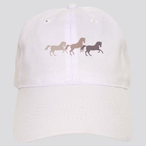 Wild Horses Running Baseball Cap